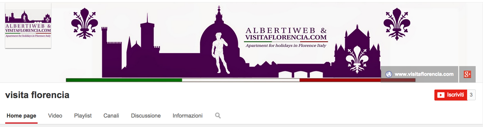 youtube-visitaflorencia